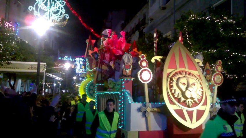 Праздник Волшебных Королей (Reyes Magos)