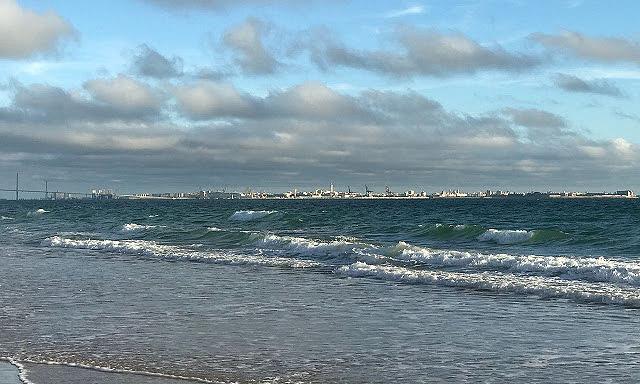 Пляж El Ancla