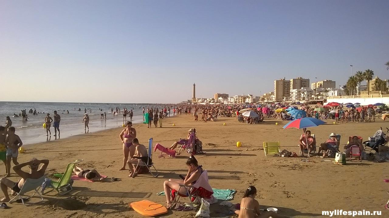 Испания ЧИПИОНА пляж de Regla