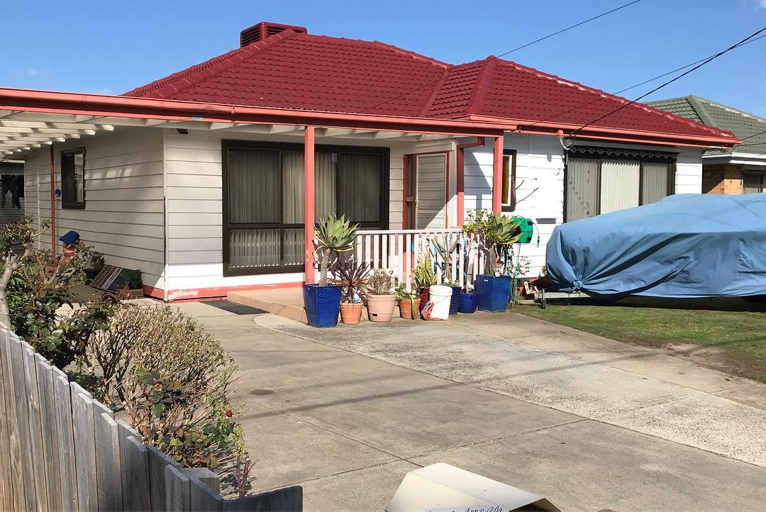 В каких домах живут австралийцы