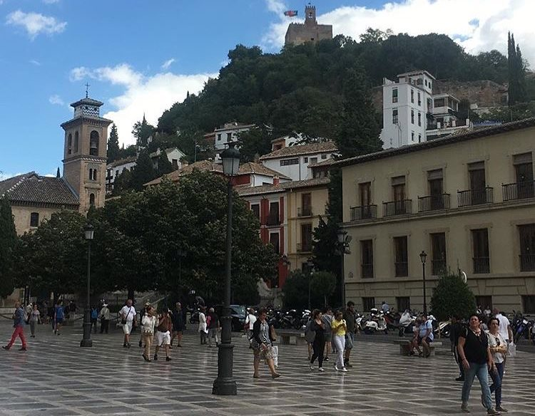 Гранада - город запахов