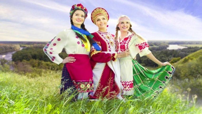 Почему украинки говорят на русском