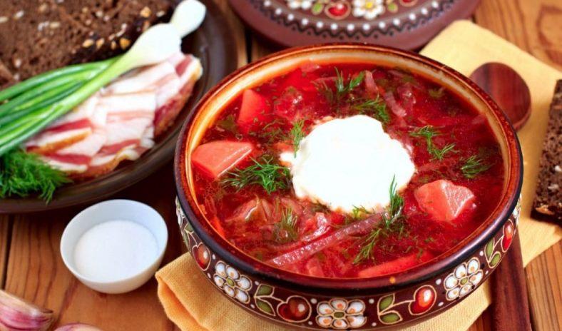 Русские продукты в испании