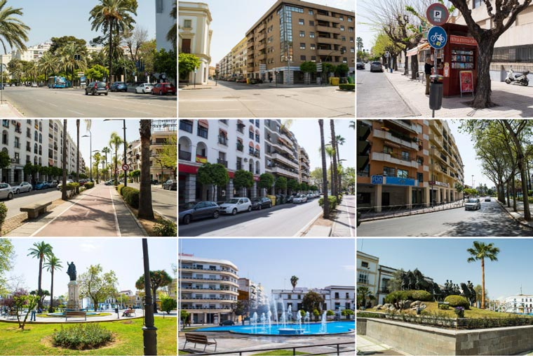 Фотографии города Jerez de la Frontera