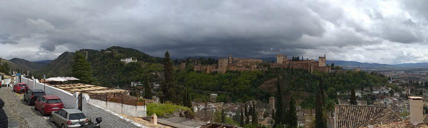 Mirador de San Nicolas Granada