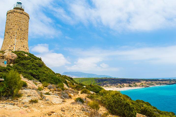 Atlanterra-пляж-Тарифа-Испания