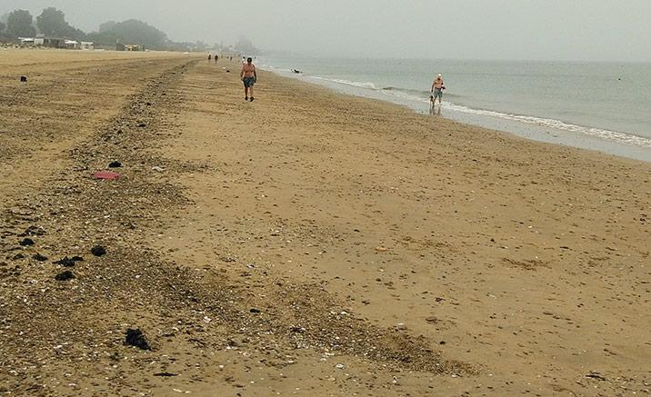 Самые плохие пляжи в Испании