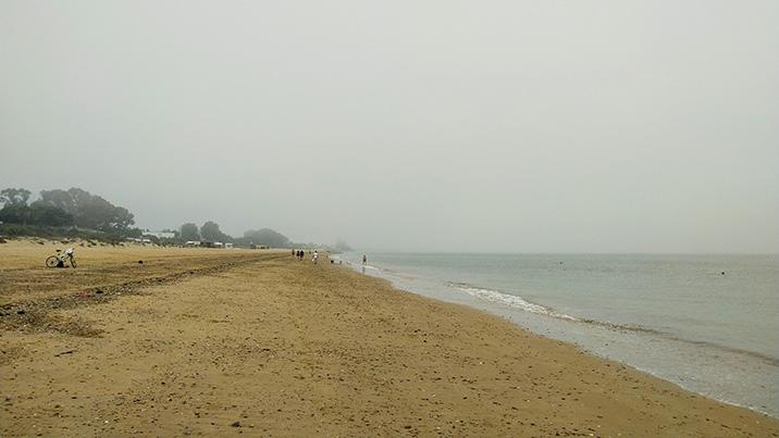 Пляж-Хара-испания