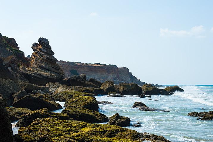 Пляж Cala de Roche - Испания
