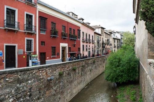 Дорога плача в Гранаде
