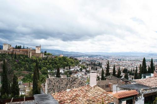 Mirador Альгамбра