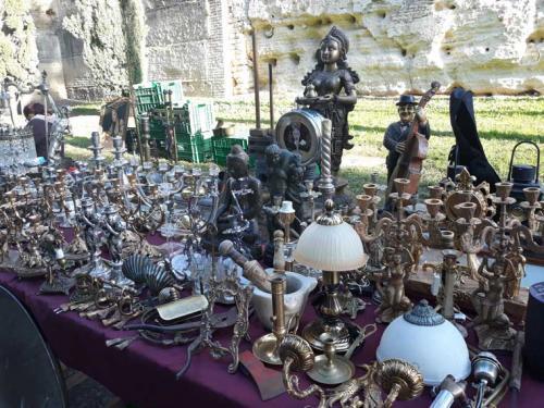 Рынок в Херес де ла Фронтера парк Alameda vieja