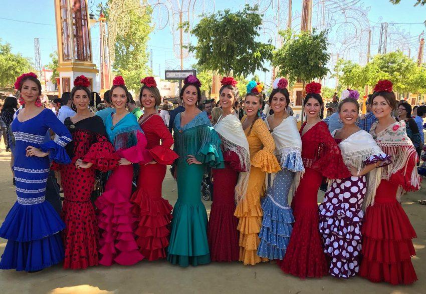 Feria del Caballo Херес де ла Фронтера