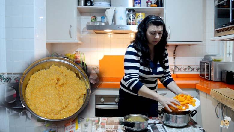 как варить пшенную кашу,каша с тыквой рецепт