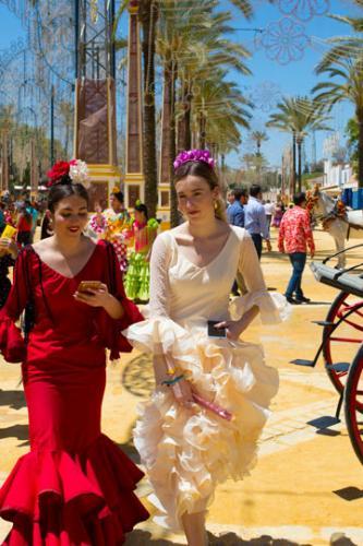Feria del Caballo Jerez de la Frontera
